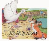 Janoose The Goose JD Holiday